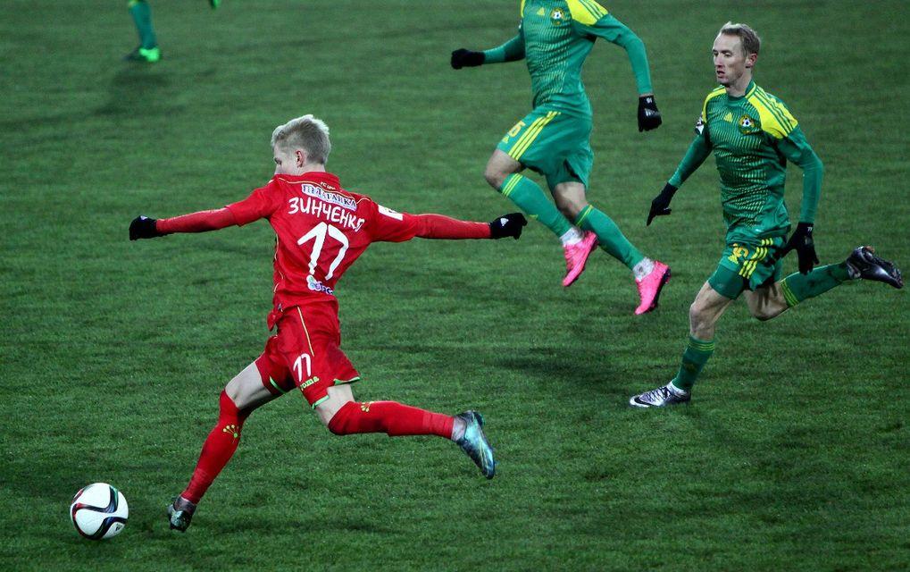 Футболист Александр Зинченко: биография, личная жизнь и карьера