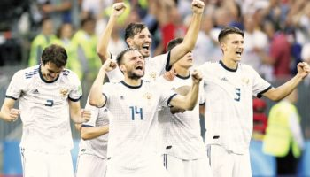 Тест: знаешь ли ты защитников сборной России по футболу? Попробуй угадать всех 11