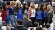 WAGs – жены и подруги: личная жизнь футболистов