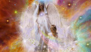 Ангел незримо оберегающий знак «Скорпион»